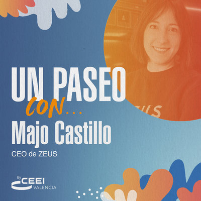 Majo Castillo, CEO de Zeus