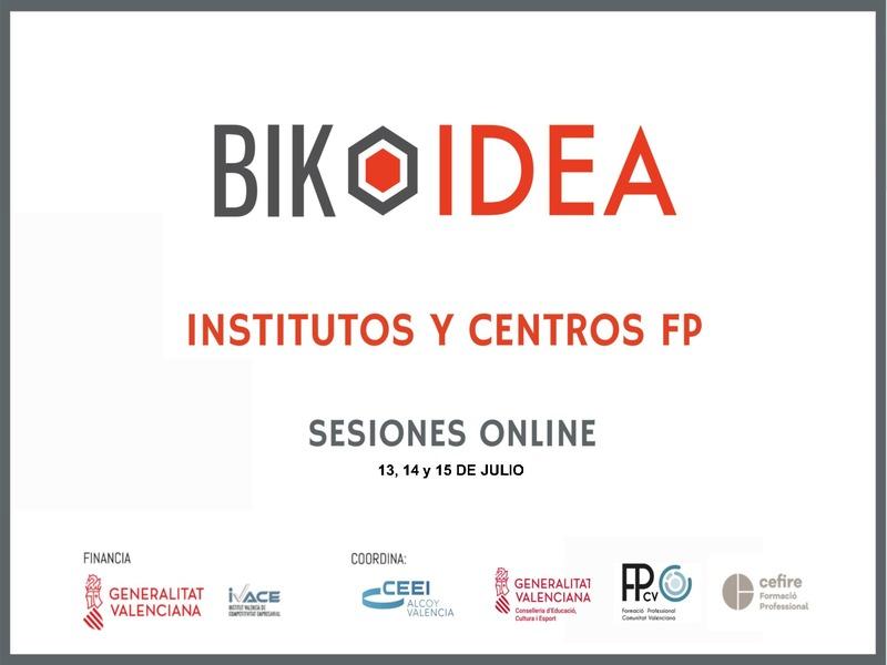 Presentación BIK Idea Institutos y Centros FP