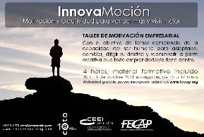 INNOVAMOCIÓN - Taller de motivación empresarial