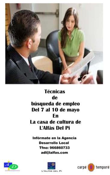 Técnicas de búsqueda de empleo