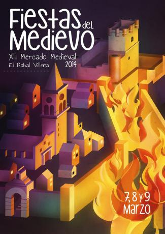 Feria Villena Medieval