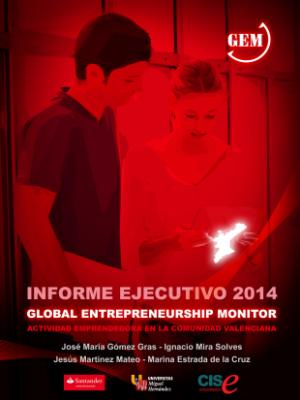 Informe GEM Comunidad Valenciana 2014