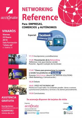 Networking Reference - Especial Facebook comercial