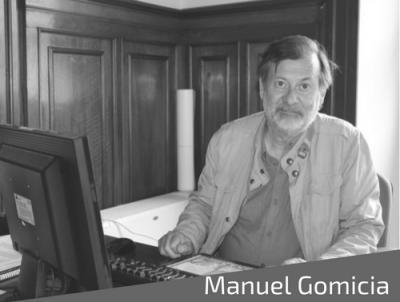 """Manuel Gomicia: """"La promoció econòmica ens assegurarà el nostre futur"""""""