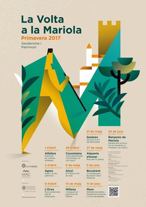 La Mancomunitat y Serra de Mariola promueven el turismo en el interior