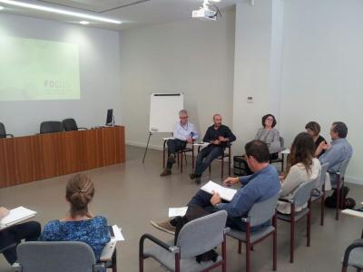 Reunión del grupo de desarrollo local