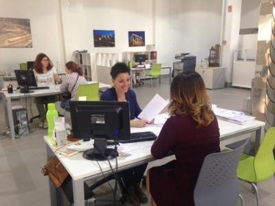 El ayuntamiento intensifica la inserción laboral en los primeros meses del 2017