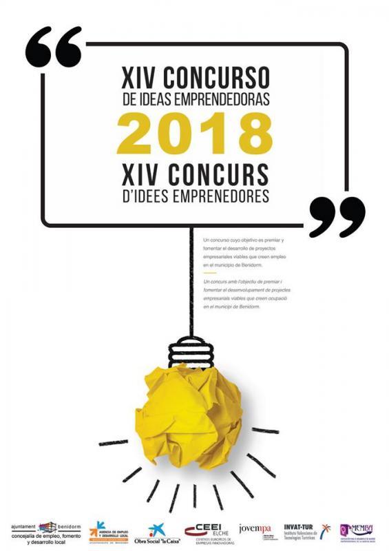 XIV Concurso de Ideas de Benidorm