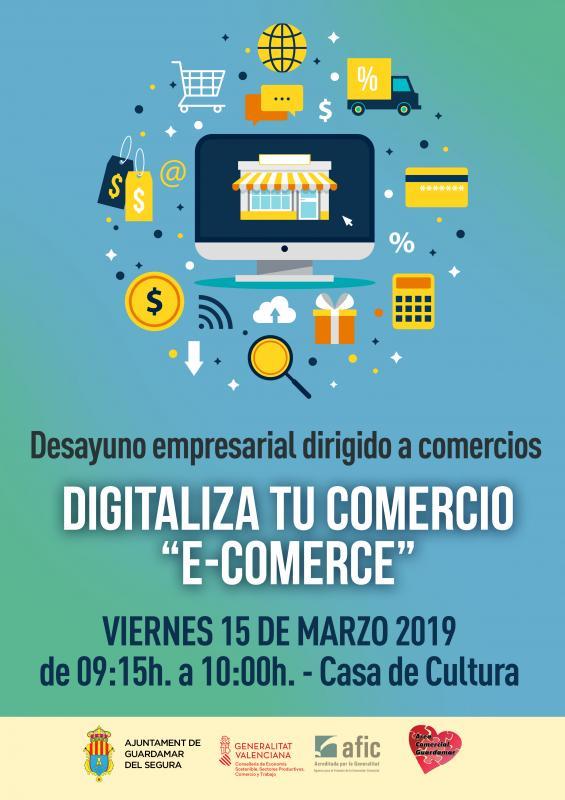 Digitalíza tu Comercio