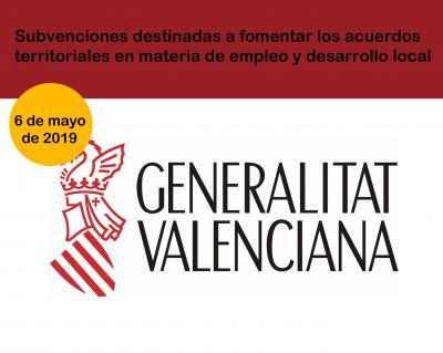 Subvenciones fomentar acuerdos territoriales empleo