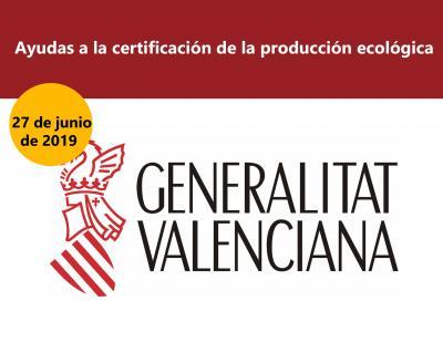 Subvenciones a la certificación ecológica