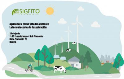 Jornada Agricultura, clima y medio ambiente: la fórmula contra la despoblación