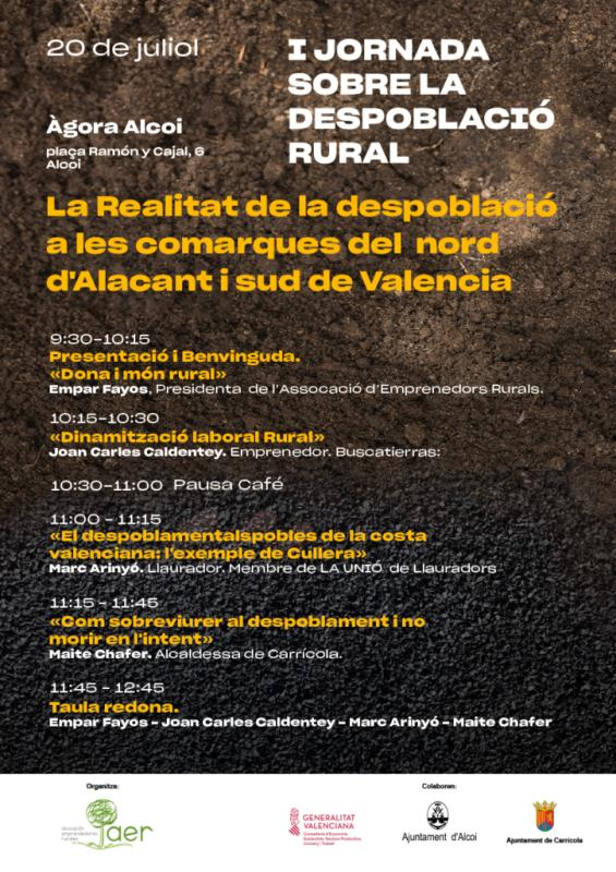 despoblamiento rural
