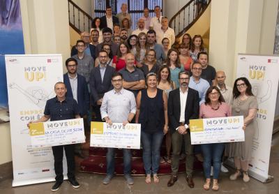 Acto entrega de premios y diplomas MOVE UP! emprende con éxito 2019 (20)
