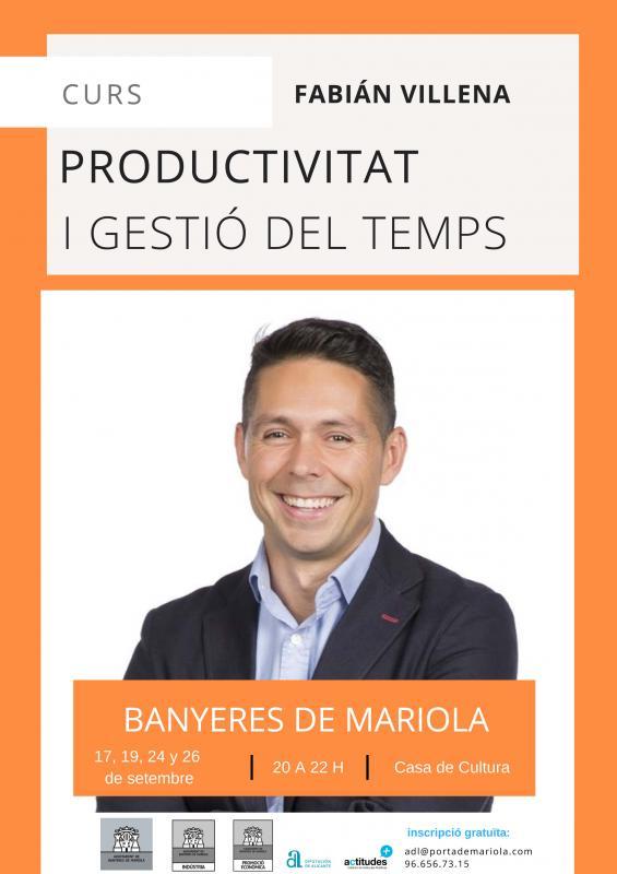 Curso de Productividad y Gestión del Tiempo