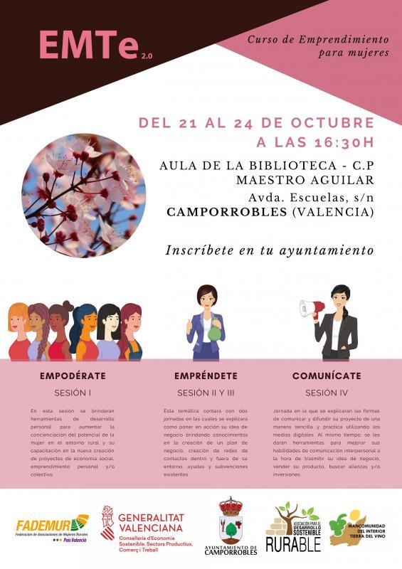 Curso de Emprendimiento para Mujeres