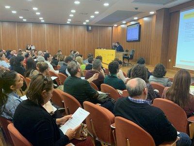 Resultados Programa de Fortalecimiento. I Congreso Emprendimiento e Innovación Territorial CV