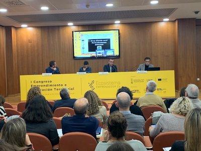 Retos y oportunidades del territorio valenciano. I Congreso Emprendimiento e Innovación Territorial CV