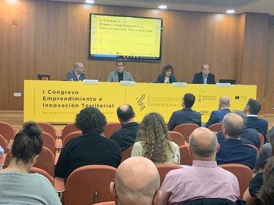 CEEI, Ivace, Adlypse y Gridet en la apertura del I Congreso Emprendimiento e Innovación Territorial CV
