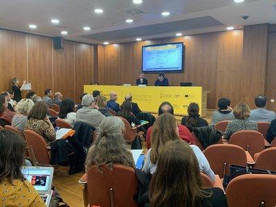 Programa Fortalecimiento 2019. I Congreso Emprendimiento e Innovación Territorial CV