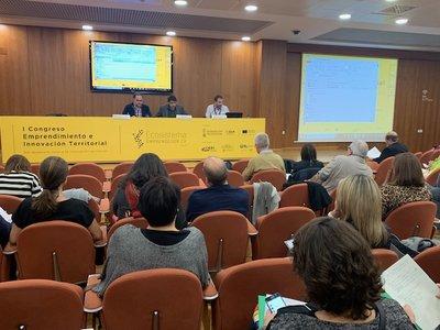 Coordinación y perfil de los agentes. I Congreso Emprendimiento e Innovación Territorial CV