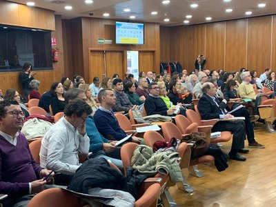 I Congreso Emprendimiento e Innovación Territorial de la Comunitat Valenciana, celebrado en ADEIT