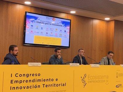 Plenario sobre el territorio valenciano. I Congreso Emprendimiento e Innovación Territorial CV