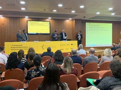 Conclusiones de los moderadores del I Congreso Emprendimiento e Innovación Territorial CV