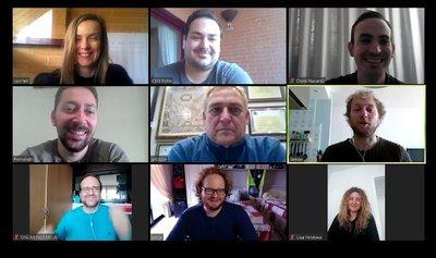 Mentoring grupal Espacio Coworking