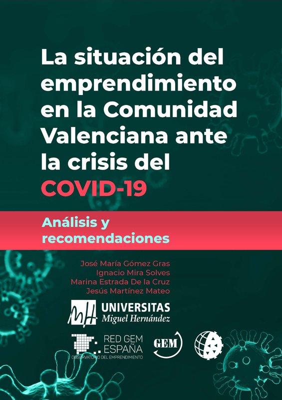 Portada Informe GEM Covid19 CV 2020