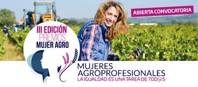 Convocatoria Premios Mujer Agro 2020
