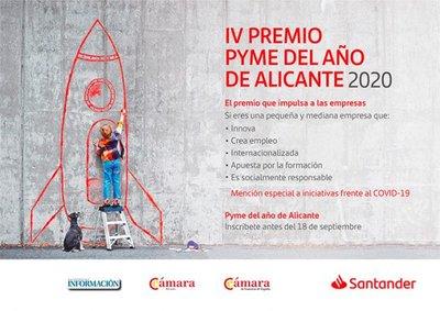 premio Pyme del Año Alicante