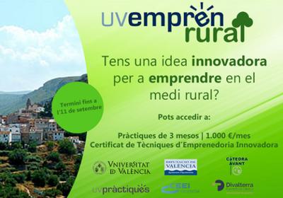 Programa UVemprén Rural