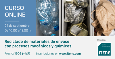 reciclado materiales