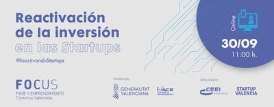 Focus Pyme Startup Valencia