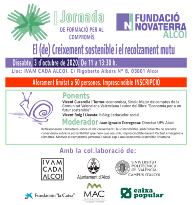Jornada Fundación Novaterra