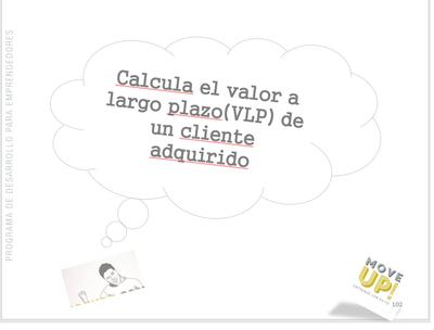 Cuadro Excel. VLP del widget.