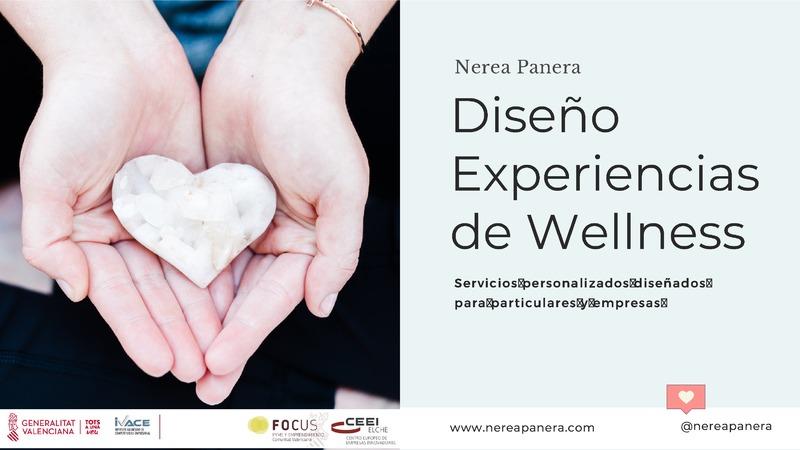 Nerea Panera - Diseño Experiencias de Wellness (Portada)