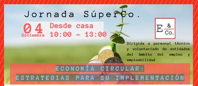 Jornada economía circular