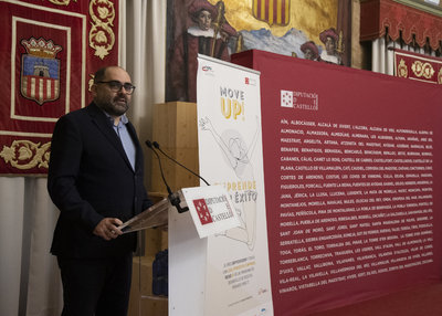 Intervención de Pau Ferrando, diputado de Promoción Económica