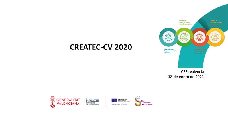 Ayudas IVACE para empresas innovadoras: Createc CV