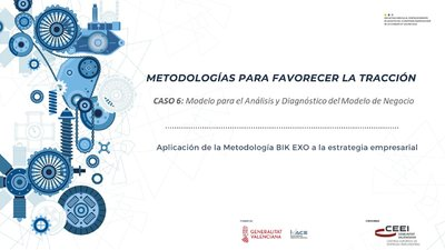 CASO 6: Modelo para el Análisis y Diagnóstico del Modelo de Negocio