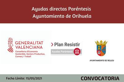 Ayudas Económicas Covid 19 - Ayuntamiento de Relleu
