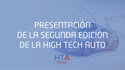 2ª Convocatoria Incubadora High Tech Auto