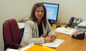 Pilar Clemente, Directora de ADESP