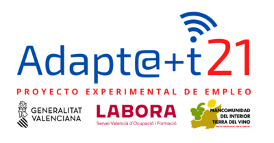 Proyecto Experimental de Empleo ADAPT@+T 2021