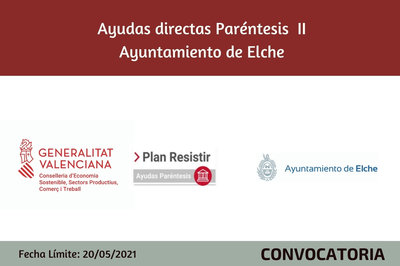 Ayudas Económicas Covid 19 - Ayuntamiento de Elche
